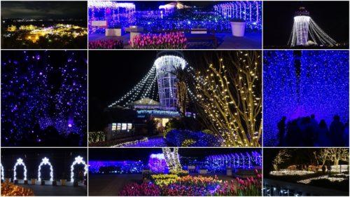 江ノ島ライトアップ2019