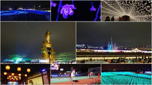 大井競馬場ライトアップ2019